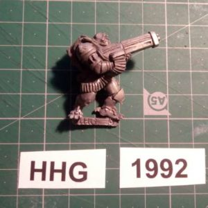 7004 -pretorian stalker with repeating heavy weapon - dark legion - 1992 - hhg - unknown