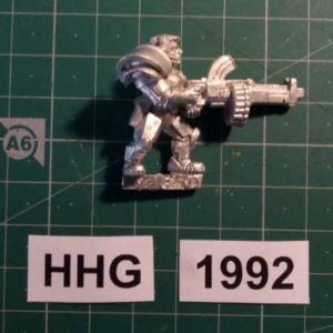 8001 - bauhaus ranger with heavy weapon - bauhaus - 1992 - hhg - unknown