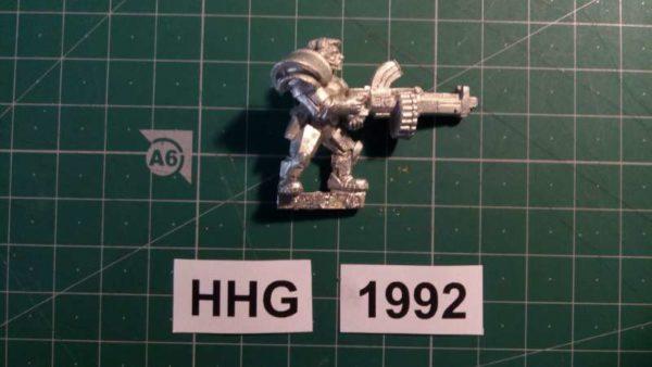 8001 - bauhaus ranger with heavy weapon - bauhaus - 1992 - hhg - unknown
