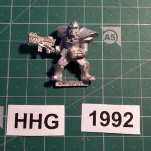 8003 - bauhaus ranger with face mask - bauhaus - 1992 - hhg - unknown