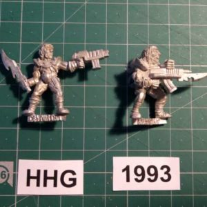 8103 - centurion & necromutant - dark legion - 1993 - hhg - unknown