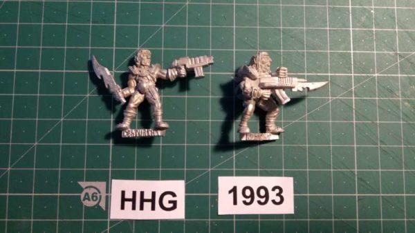 8103 - centurion & necromutant - dark legion - 1993 - hhg - unknown