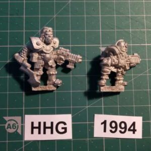 8116 - centurion & legionnaire - dark legion - 1994 - hhg - unknown