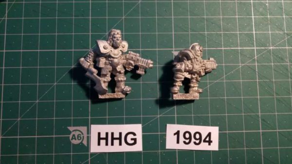 8116 - centurion & legionnaire - dark legion - 1994 - hhg - unknown